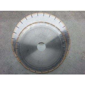 Marble wet cutting blade
