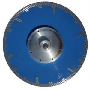 Continuous rim blade 230mm