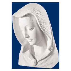 Our Lady bust