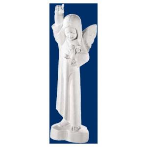 Finger pointing Girl Angel