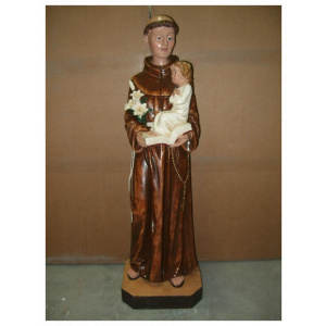 Coloured St. Anthony