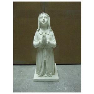 Statue of St. Bernadette