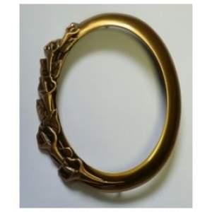 Bronze Frame with Design