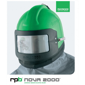 Nova 2000 Blasting Helmet
