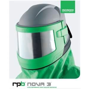 Nova 3 Air Fed Blast Helmet