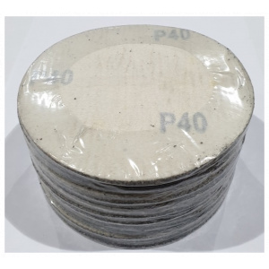 Velcro Paper Discs