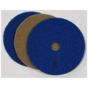 3 Step Dry polishing pads